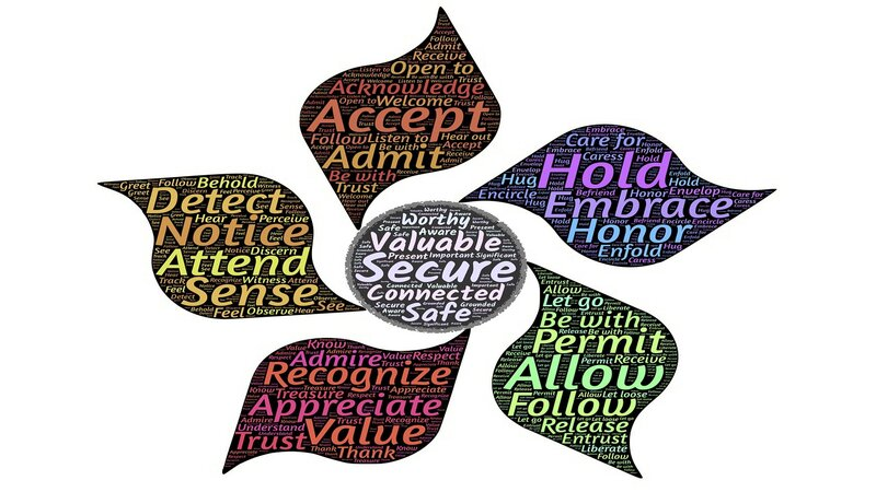valori accettazione impegno