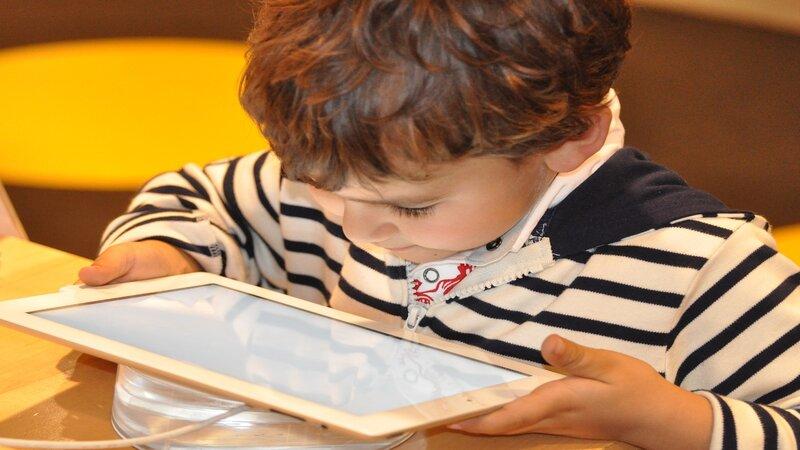 media digitali bambini